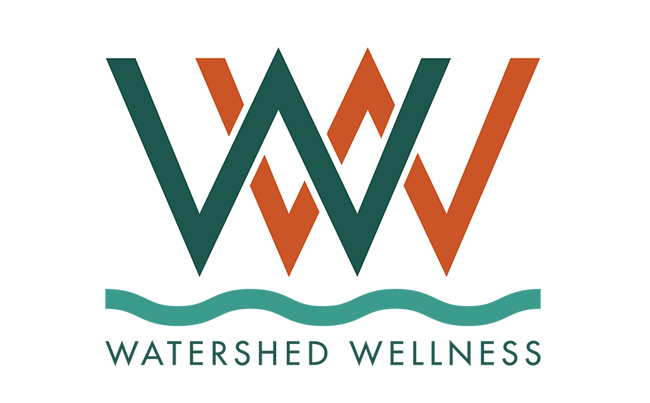Logo Design for a Wellness Clinic in Portland, Oregon