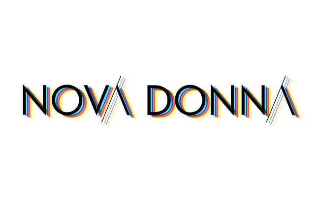 Logo Design for Sister Site for DIY & Ready-Made Personal Branding, Nova Donna