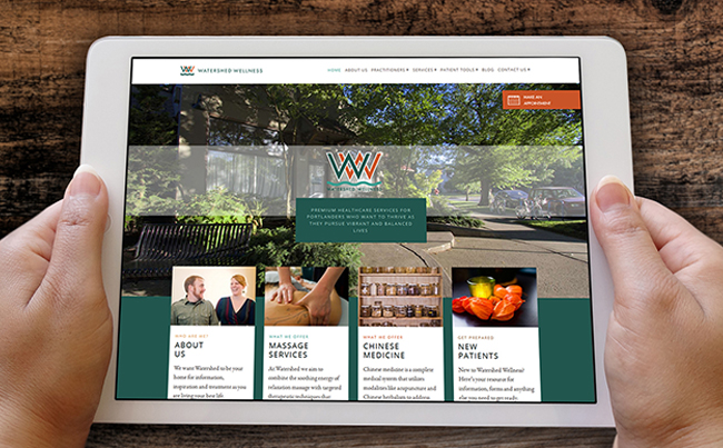 Website Design for an Exceptional Health and Wellness Clinic